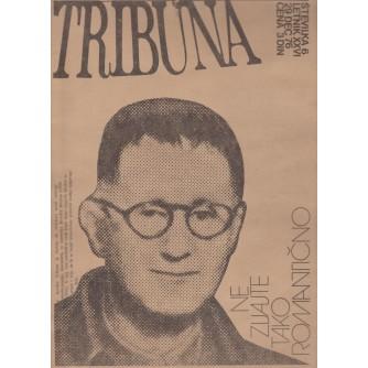 0156.  Tribuna- časopis, godina XXVI, broj 6, 1976. godina