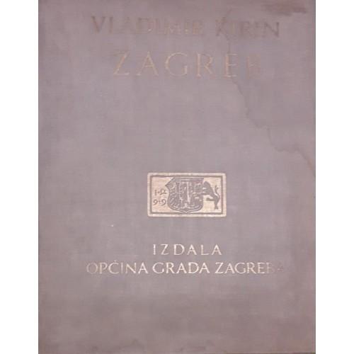 0086. Vladimir Kirin: Zagreb