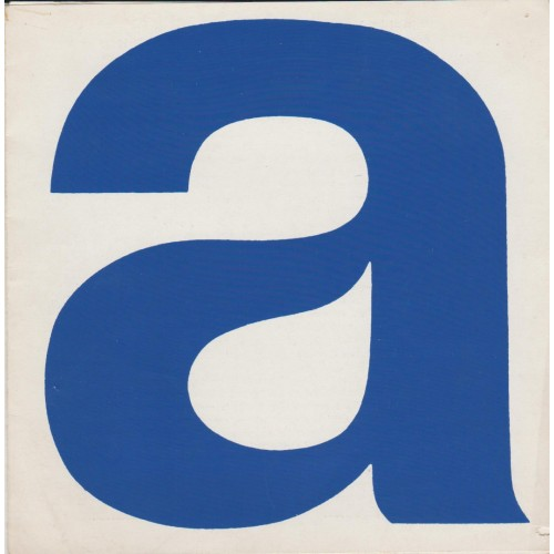 "0142. Vjenceslav Richter: Edition ""a"" , design: Ivan Picelj , 1963."