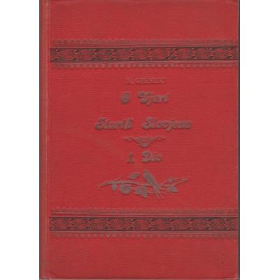 0063.  Nikola Vitez dr. Gržetić Gašpićev: O Vjeri Starih Slovjena  1900. Ex libris Mladen Trnski