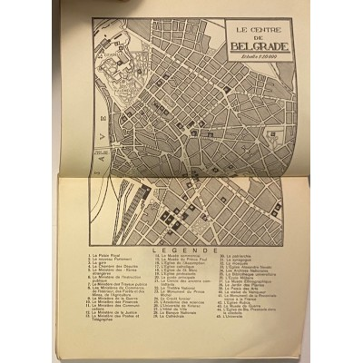 0099.  Miloš Crnjanski: Belgrade 1936.-first edition