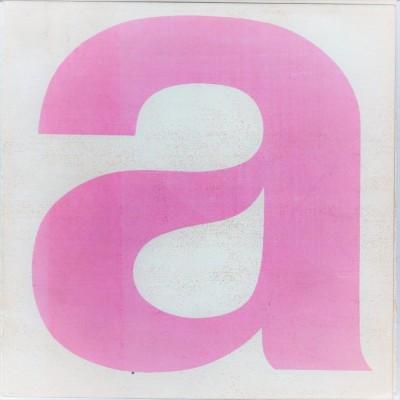 0143. Dimitrije Bašičević Mangelos: A (Edition a) no. 6 , 1964., Design : Ivan Picelj
