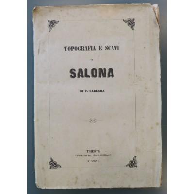 0026. Francesco Carrara: Topografia e scavi di Salona