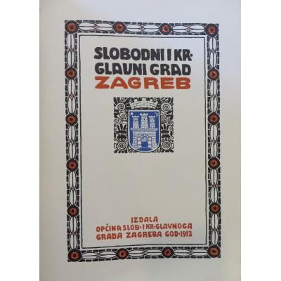 0075. Slobodni i kr. glavni grad Zagreb