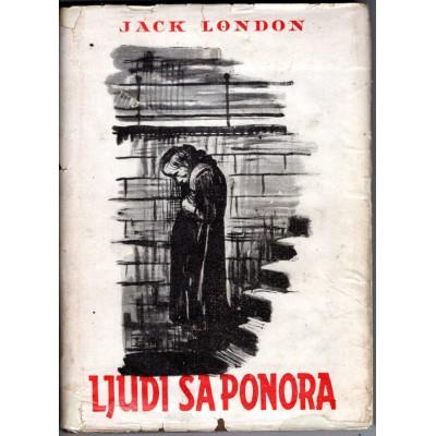 0004. Jack London:  Ljudi sa ponora