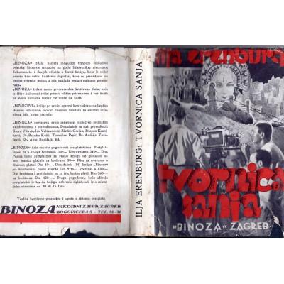 0008. Ilja Erenburg: Tvornica sanja – kronika našeg vremena