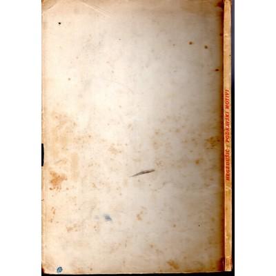 0017. Krsto Hegedušić: Podravski motivi – trideset četiri crteža