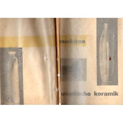0020. Moderne kroatische keramik – Wien oktobar 1956
