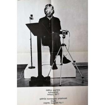 0068. Dalibor Martinis: Autoportret Dalibora Martinisa (1975-77.)
