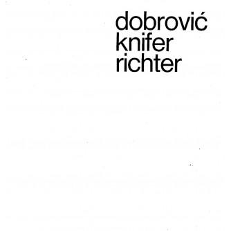 0097. Juraj Dobrović, Julije Knifer, Vjenceslav Richter – XII bienal de Sao Paulo