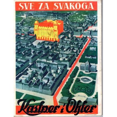 0028. Kastner i Ohler – glavni katalog zima 1932 -33