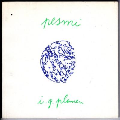 0040. I. G. Plamen: Pesmi