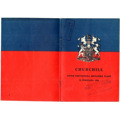 0044. Churchill – govor Predsjednika Britanske Vlade 24. februara 1944
