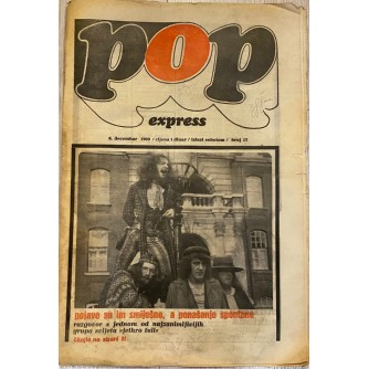 0148. Pop express br. 17 - muzičke novine